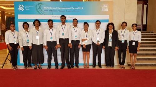World Export Development Forum 2016