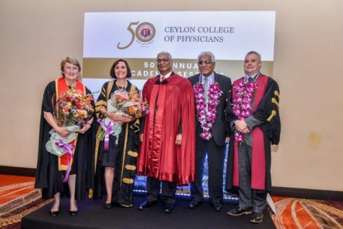 Ceylon College of Physicians 50th Annual Academic Sessions