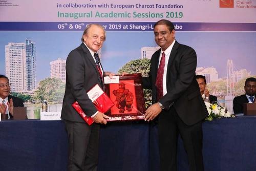 SLCTRIMS Inaugural Academic Sessions 2019 – Shangri la Hotel, Colombo